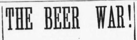 Beer War